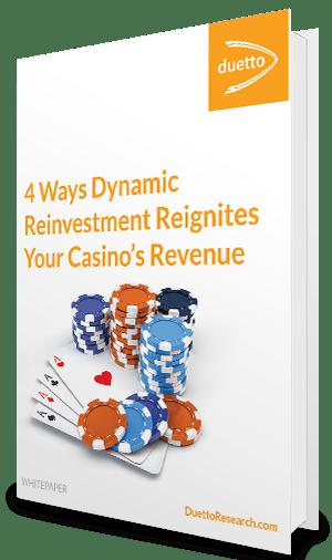 Whitepaper: 4 Ways Dynamic Reinvestment Reignites Your Casino's Revenue