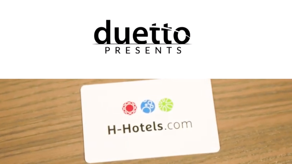 Duetto Presents: H-Hotels