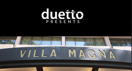 Duetto Presents: Hotel Villa Magna
