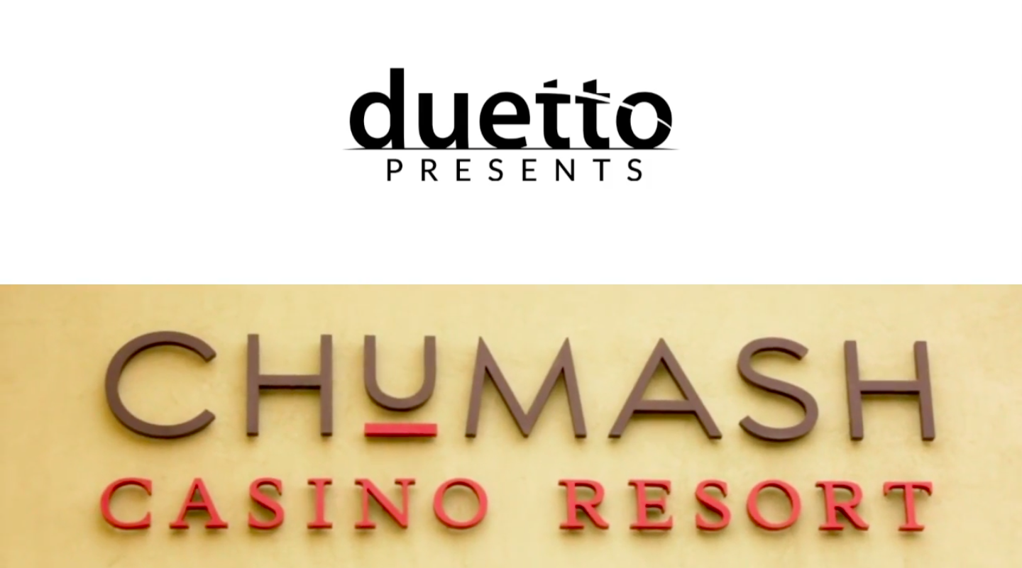 Duetto Presents: Chumash Casino Resort