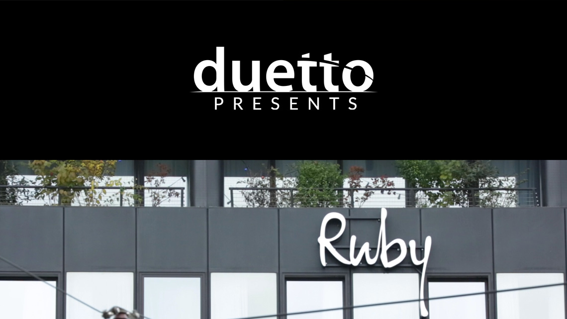 Duetto Presents: Ruby Hotels