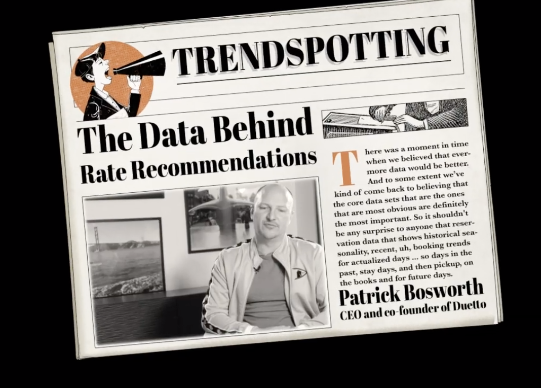 Trend Spotting: The Data Behind Rate Recommendations