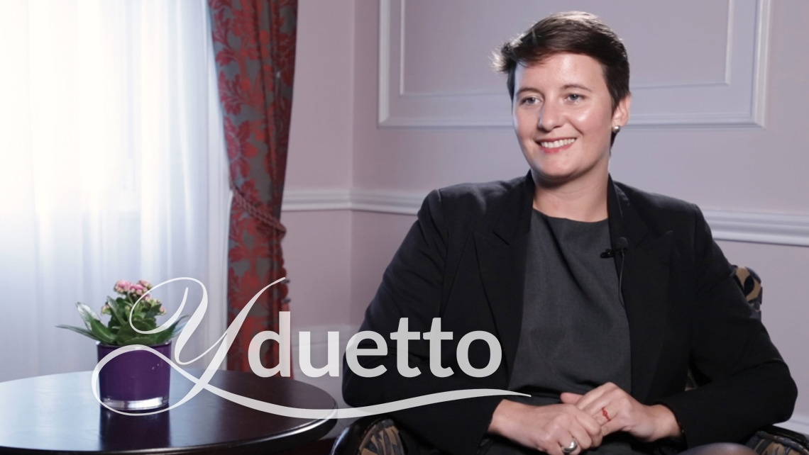 yDuetto: Caroline LeBourg, Revenue Manager, The Curtain