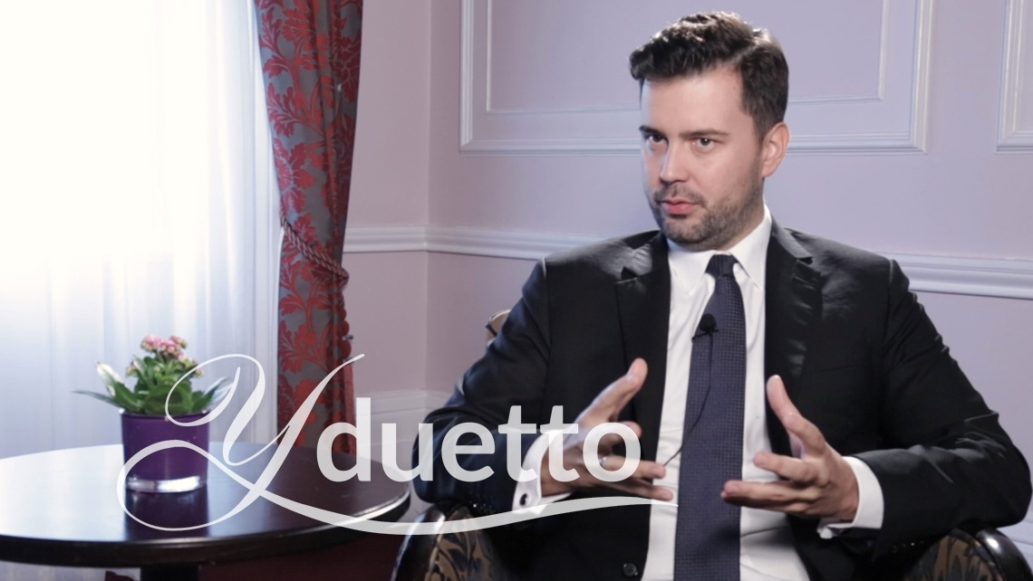 yDuetto: Deniel Frey, VP Revenue Management, H-Hotels