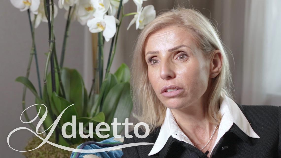 yDuetto: Fiorella Simoes, Hotel Villa Magna