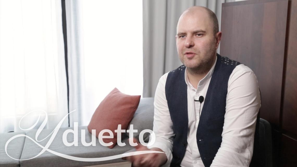 yDuetto: Matthias Heel, Ruby Hotels