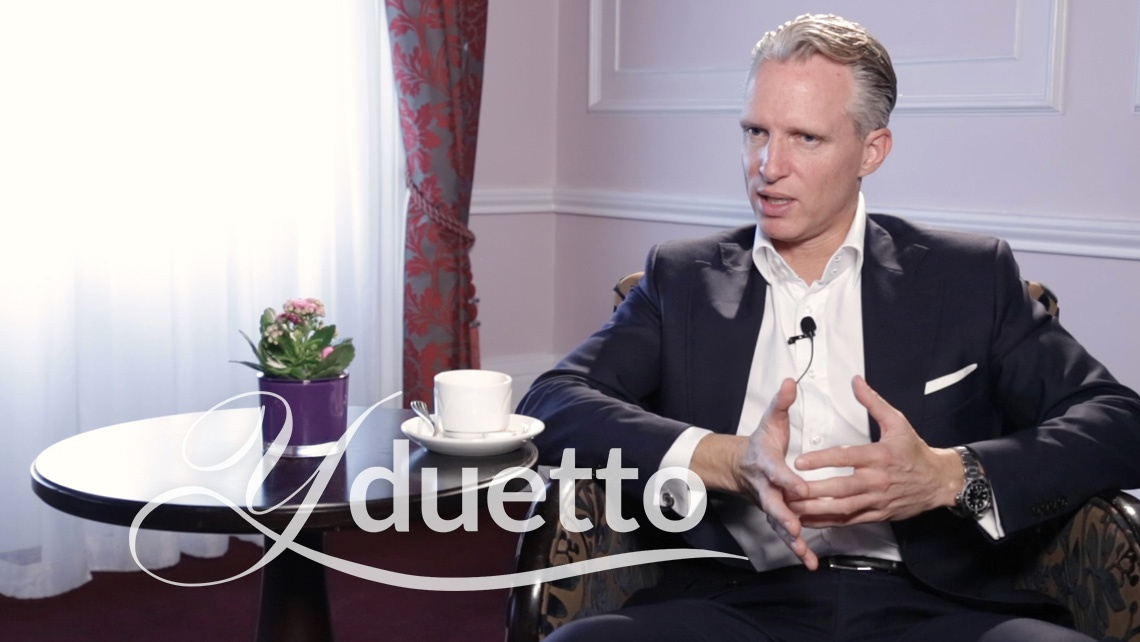yDuetto: Michael Struck, Founder and CEO, Ruby Hotels